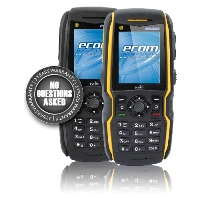 Intrinsically Safe Mobile Phone Ex-Handy 06
