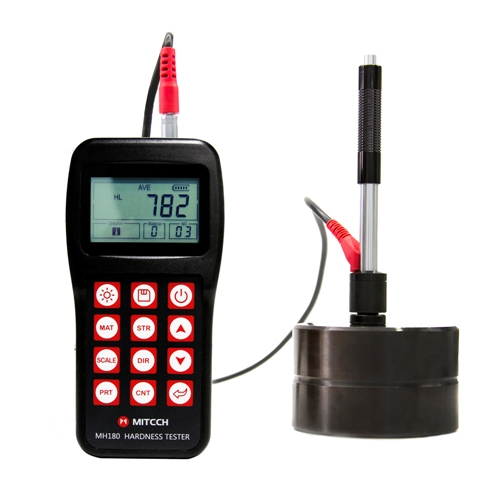 Metal Hardness Testers : Mh metal hardness tester testers